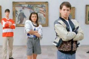"""Ferris Bueller's Day off"" (1986) Foto:Paramount Pictures. Imagen Por:"
