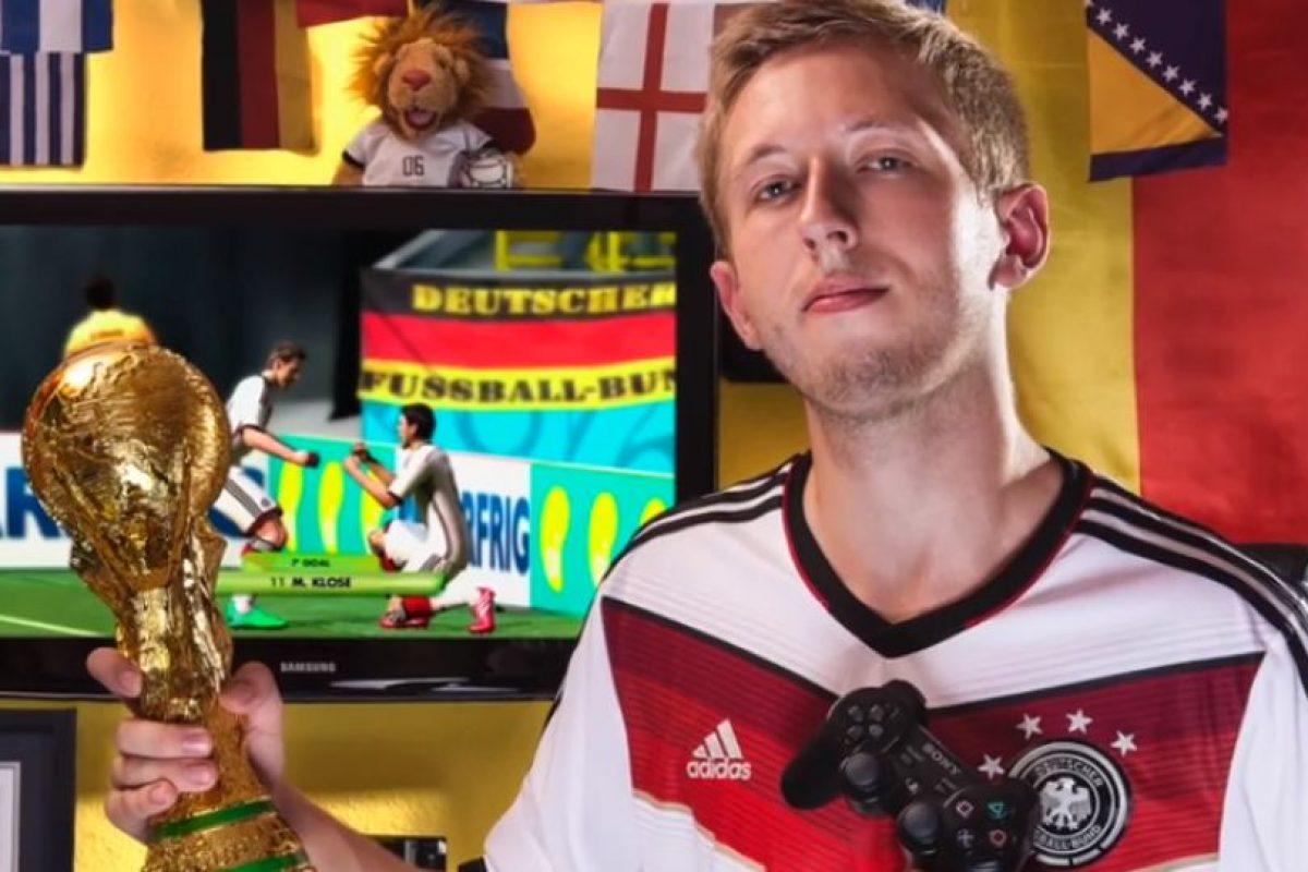 Se trata del alemán Patrick Hadler Foto:Youtube: Guinness World Records. Imagen Por: