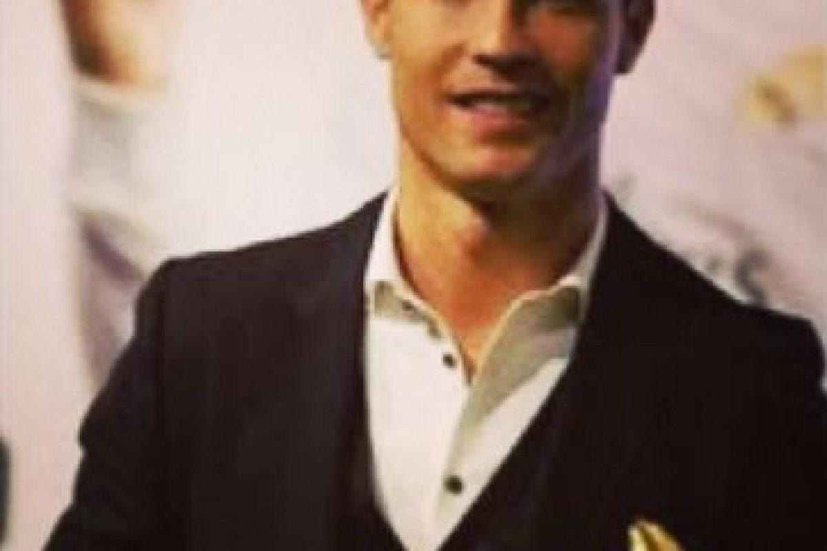 Bota de Oro como máximo goleador en la temporada 2013-2014. Foto:¡nstagram.com/cristiano. Imagen Por: