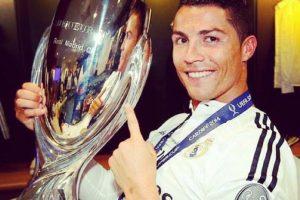 Supercopa de la UEFA con el Real Madrid ante Sevilla. Foto:¡nstagram.com/cristiano. Imagen Por: