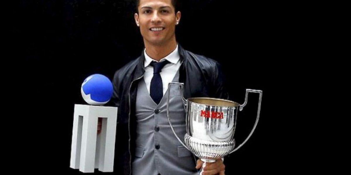 FOTOS: Los 17 premios que ha recibido Cristiano Ronaldo en 2014