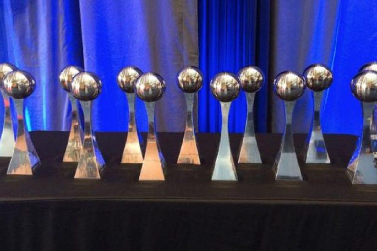 ESPY 2014 al mejor deportista internacional. Foto:twitter.com/ESPYS. Imagen Por: