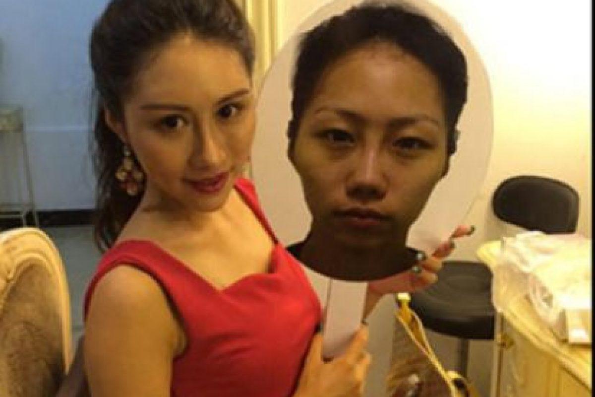 Lin, de 19 años (es la única que se dedica al modelaje) Foto: Vía Shangaiist.com. Imagen Por: