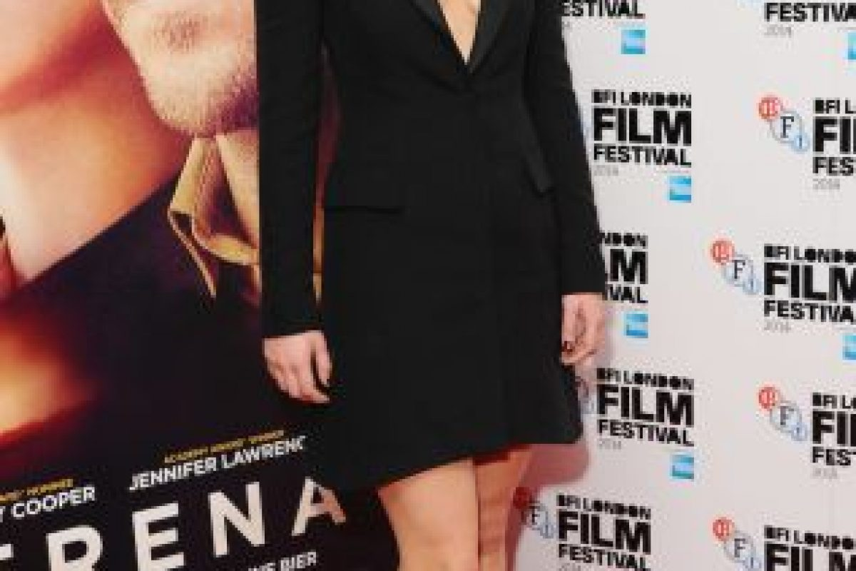 Jennifer Lawrence hoy (24 años) Foto:Getty. Imagen Por: