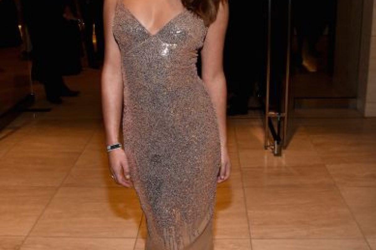 Lea Michele hoy (28 años) Foto:Getty. Imagen Por: