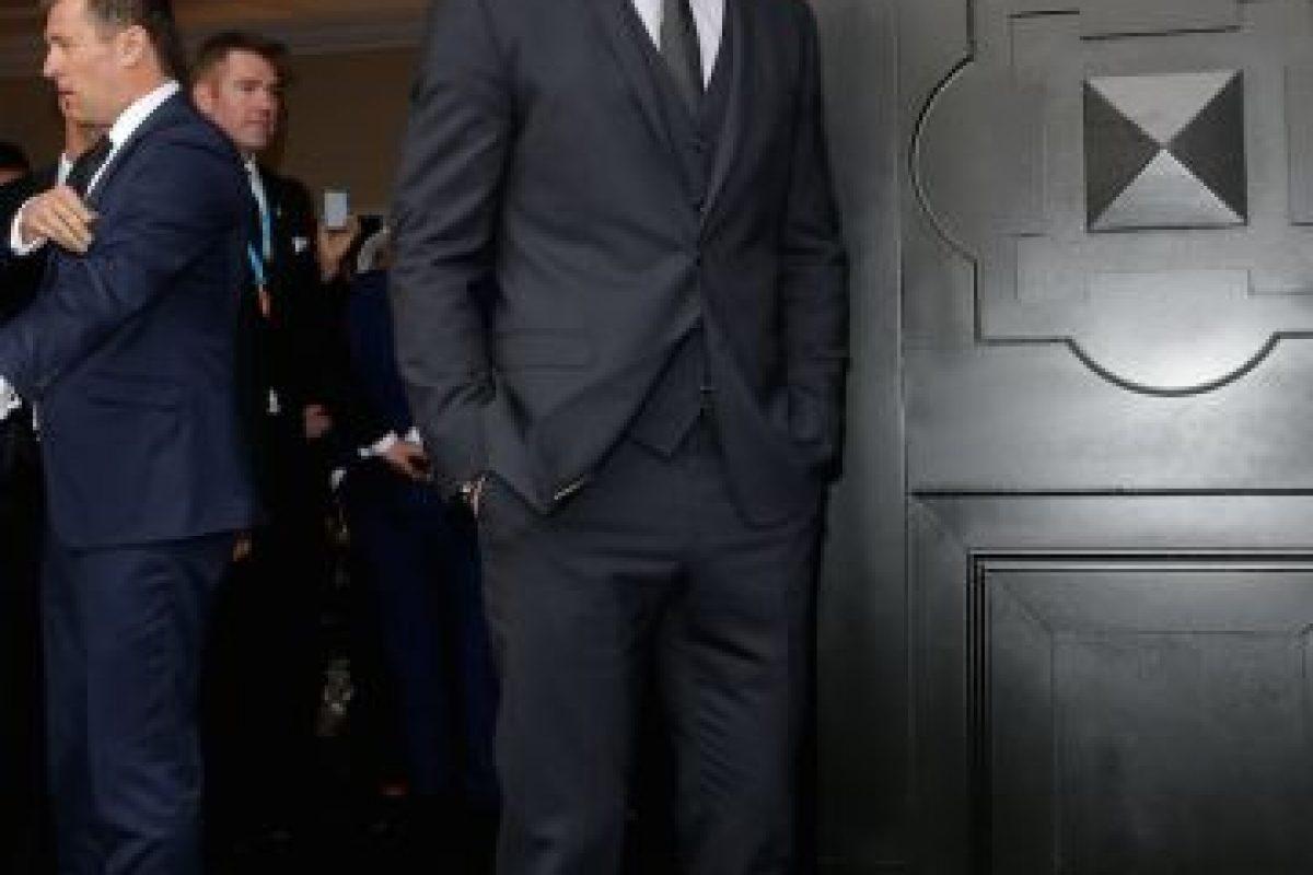 Chris Hemsworth hoy (31 años) Foto:Getty. Imagen Por: