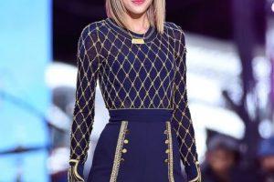 Taylor Swift hoy (24 años) Foto:Getty. Imagen Por: