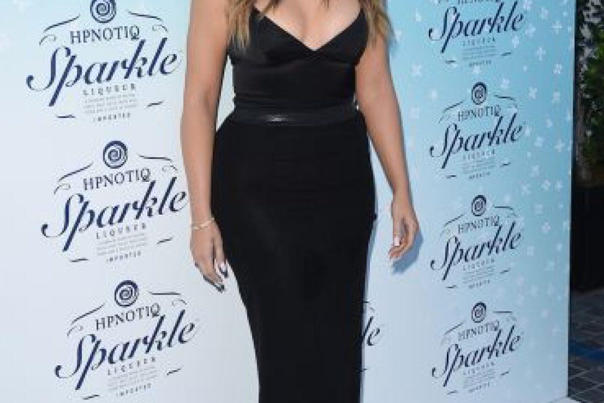 Khloe Kardashian hoy (30 años) Foto:Getty. Imagen Por: