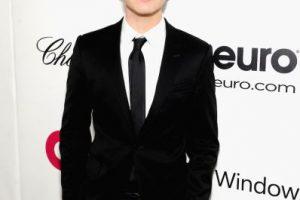 Chris Colfer hoy (24 años) Foto:Getty. Imagen Por:
