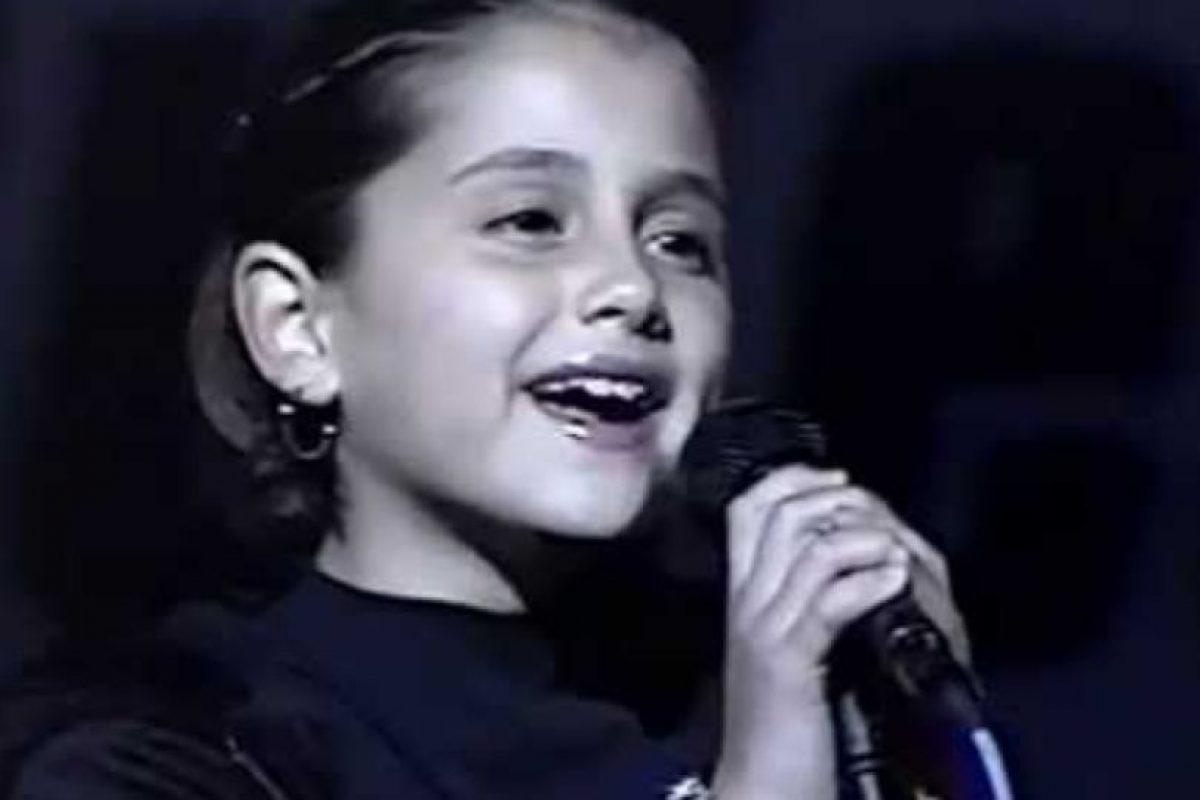 Ariana Grande Foto:Vía Youtube. Imagen Por: