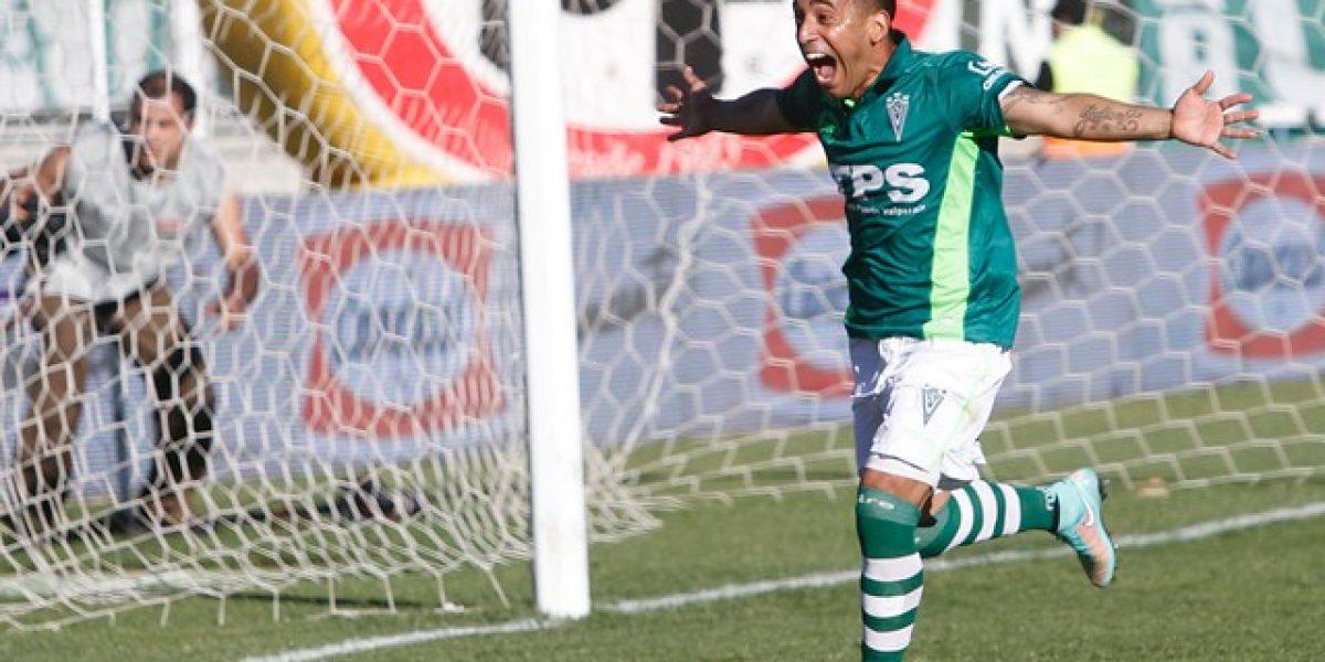En Colo Colo irían por Jorge Luna, la figura de Wanderers y revelación del Apertura