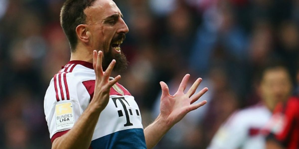 Digno de Espinita: Ribery aseguró que es mejor gracias a Guardiola