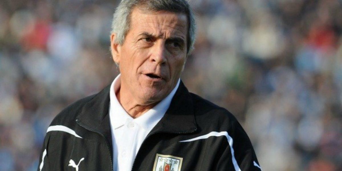 Uruguay sumó su primera baja para el amistoso ante Chile