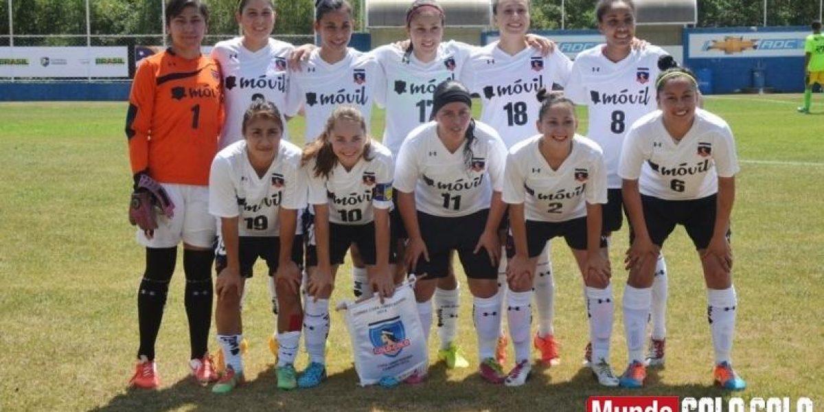 Fin al sueño: Colo Colo quedó eliminado de la Copa Libertadores femenina