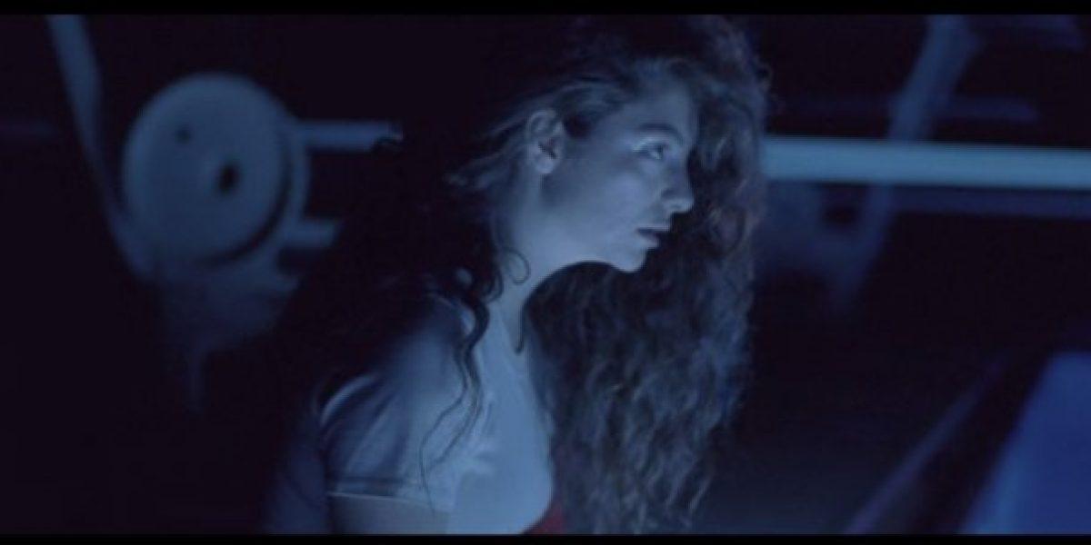 Lorde estrenó el video
