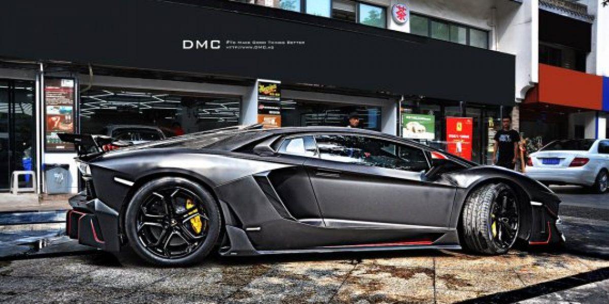 GALERÍA:La versión más bestia de un Lamborghini