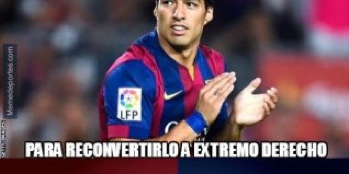 Alexis estrella: hasta con memes alaban a Sánchez y critican al Barça y Arsenal