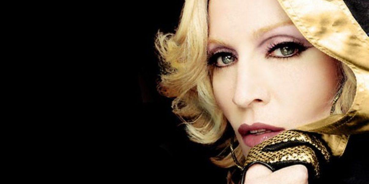 Subastan artículos de Madonna en millonarias cifras