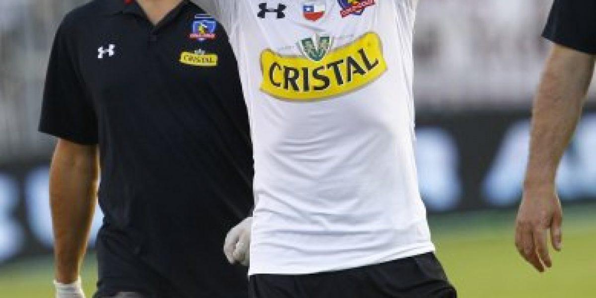 Tranquilidad para Tito: Gonzalo Fierro llegaría a tiempo para enfrentar a la UC