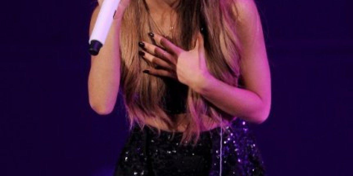 Ariana Grande hace historia en los EMAs de MTV por la canción