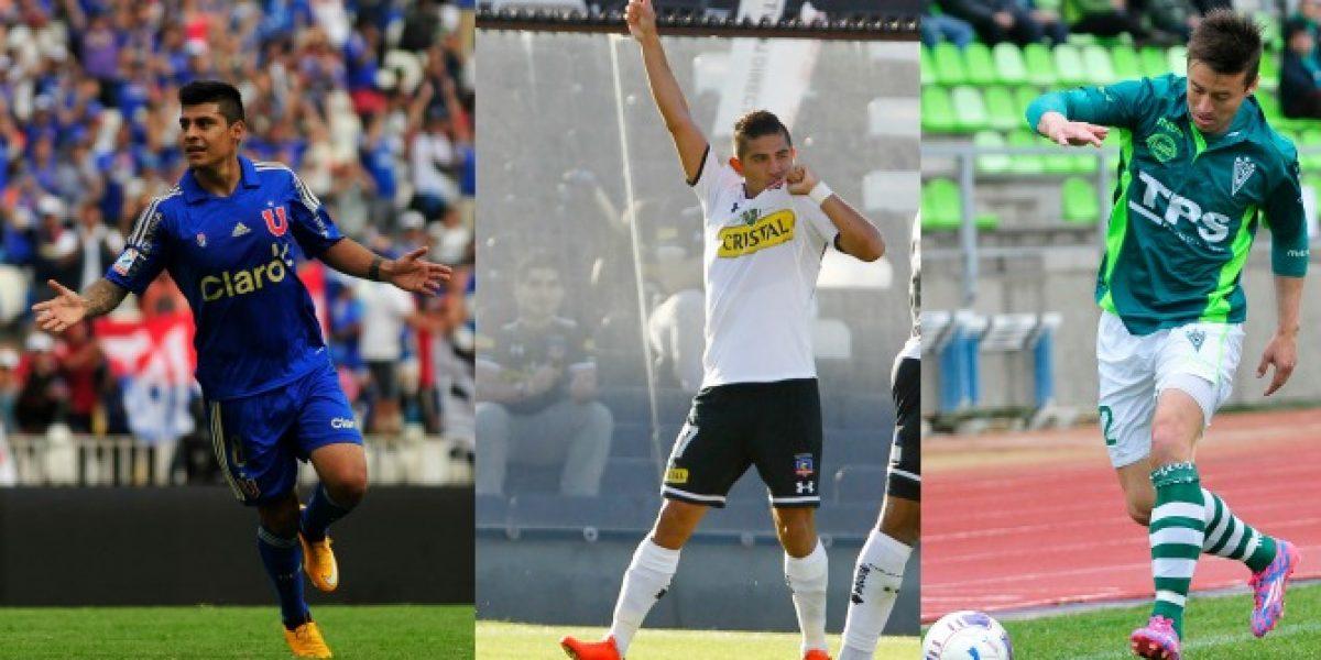 Lo que viene: los rivales de la U, Colo Colo y Wanderers en las fechas finales