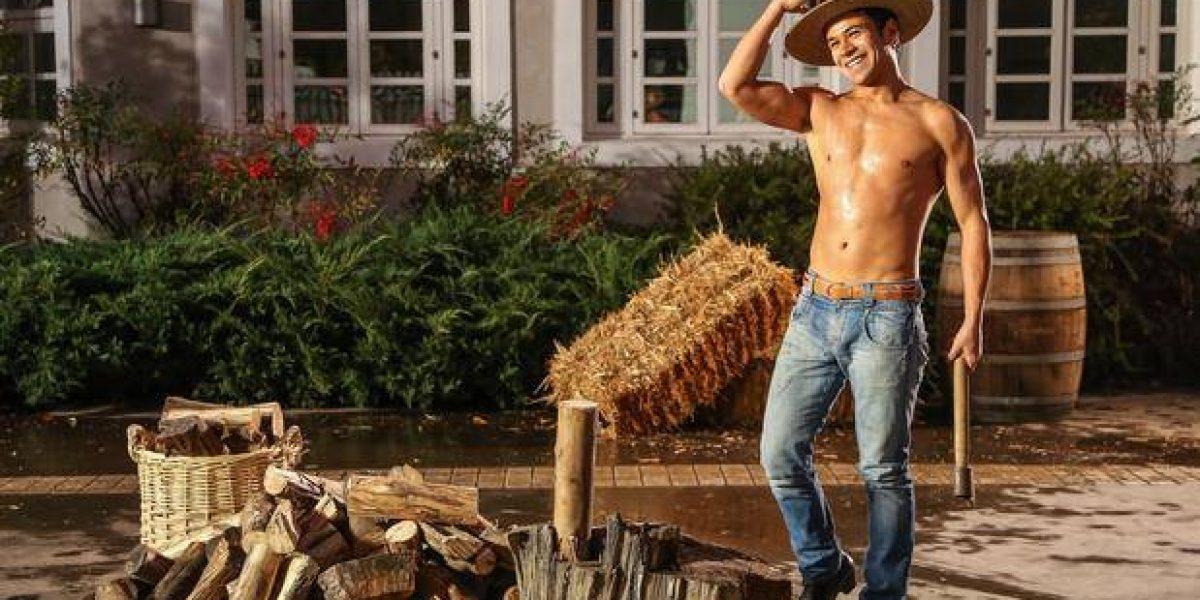 FOTOS: El abrumador cambio de Chapu en la TV
