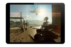 """Las pruebas de Frosbite con """"Battlefield 4"""" en el iPad. Foto:Frostbite. Imagen Por:"""