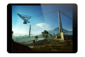 """De esta forma se ve """"Battlefield 4"""" en el dispositivo de Apple. Foto:Frostbite. Imagen Por:"""