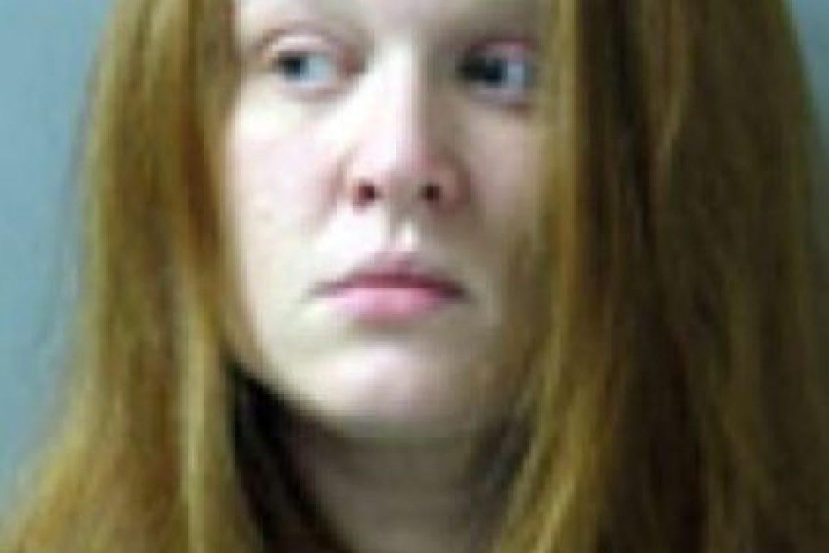 Alison Mosbeck, de 33 años, fue acusada de tener relaciones con un alumno de 14 años Foto:Vía wnd.com. Imagen Por: