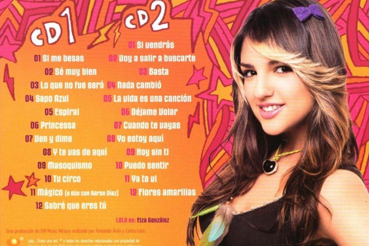 Así se le veía en su época de estrella adolescente Foto:Televisa. Imagen Por: