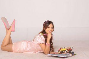 """Eiza González, en su época de """"Lola, érase una vez"""" Foto:Televisa. Imagen Por:"""