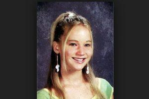 Jennifer Lawrence en su época escolar Foto:Imgur. Imagen Por: