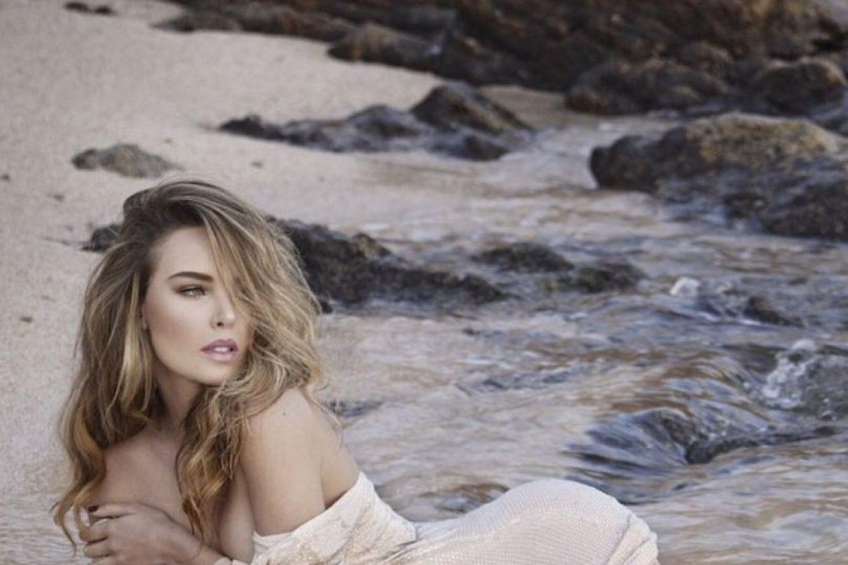 En su Instagram sube sus perfiles más sensuales. Foto:Instagram. Imagen Por: