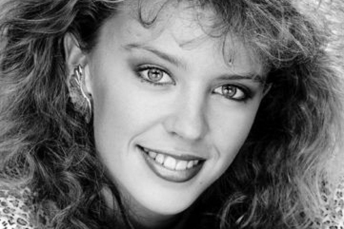 Kylie Minogue, en los 80 Foto:Getty Images. Imagen Por: