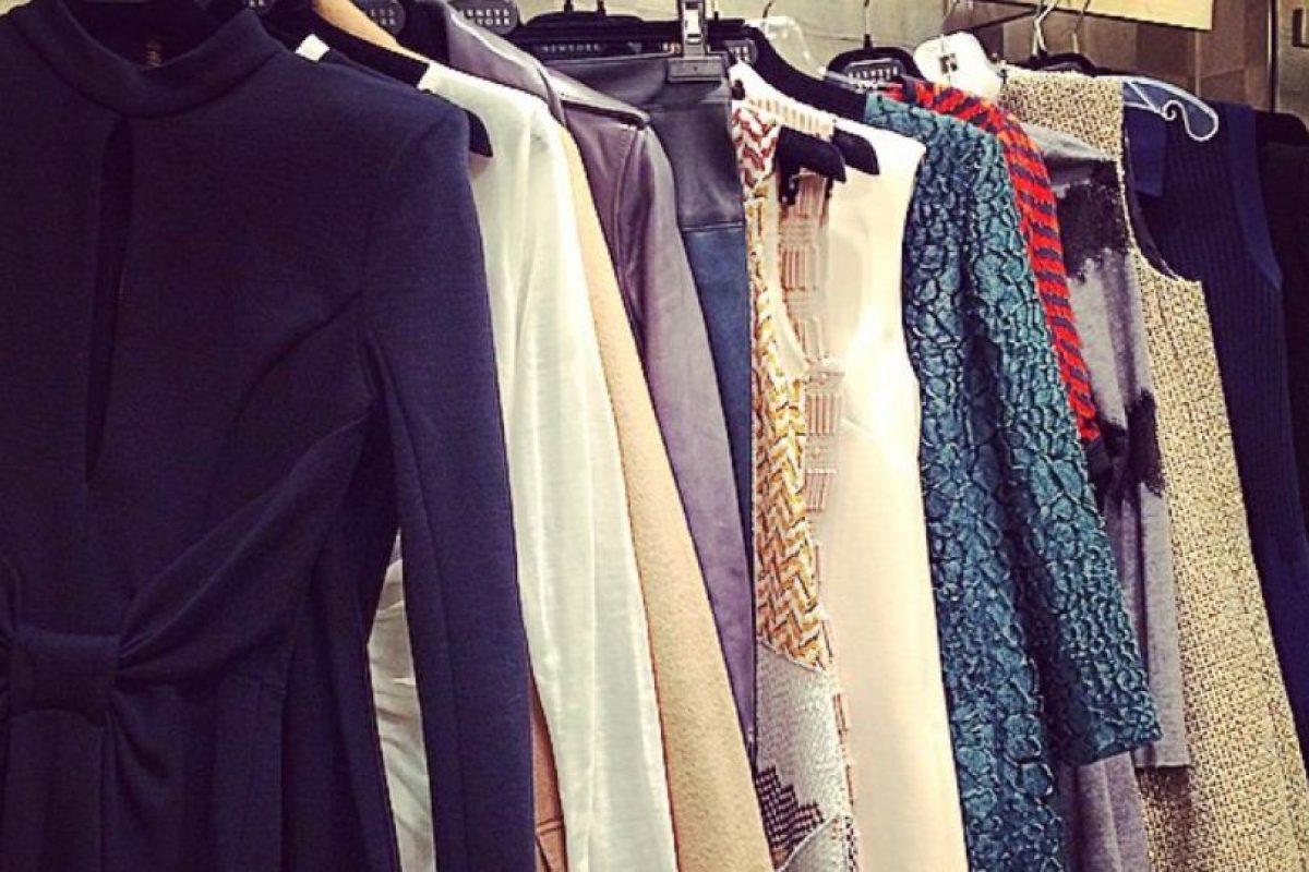 Por supuesto, la moda no se queda atrás. Foto:Dorothy Wang/Instagram. Imagen Por: