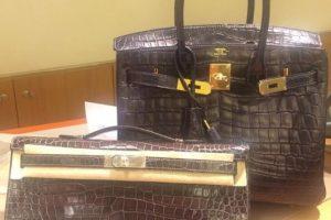Si gastó más de 100 mil dólares en un bolso de lujo. Foto:Dorothy Wang/Instagram. Imagen Por: