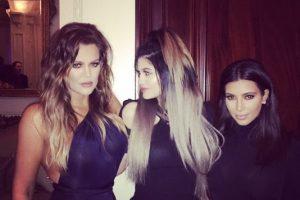 Khloe Kardashian celebró a French Montana con un sensual vestido Foto:KhloeKardashian vía Instagram. Imagen Por: