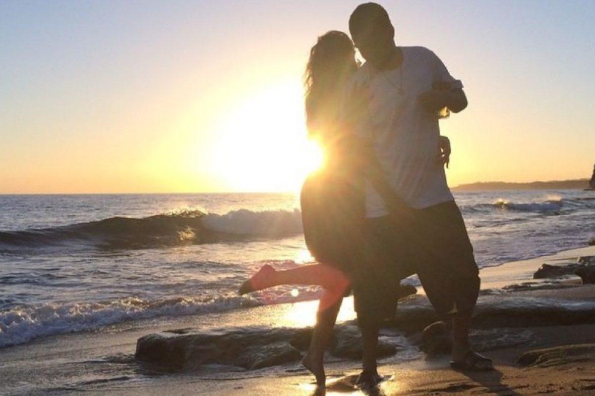 La pareja está junta de nuevo después de su separación en septiembre Foto:KhloeKardashian vía Instagram. Imagen Por:
