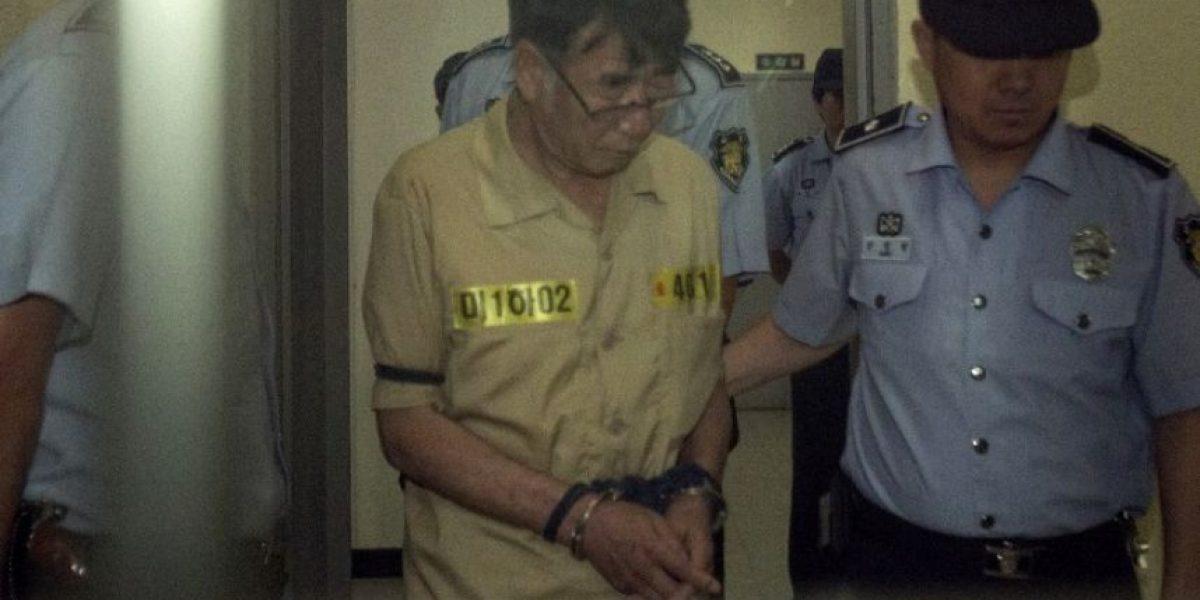 Condenan a 36 años de cárcel al capitán del naufragado ferry surcoreano