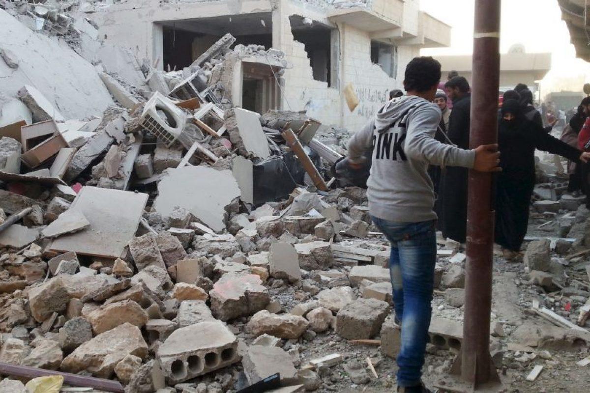 La central de ISIS está en Siria. Foto:AFP. Imagen Por: