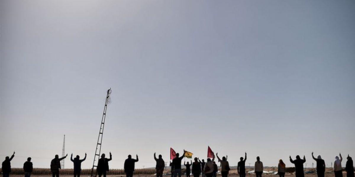 Grupo yihadista de Egipto se pone del lado del Estado Islámico