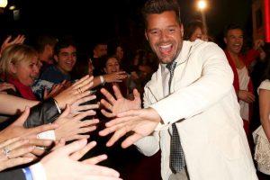 2014, Ricky Martin Foto:Getty Images. Imagen Por: