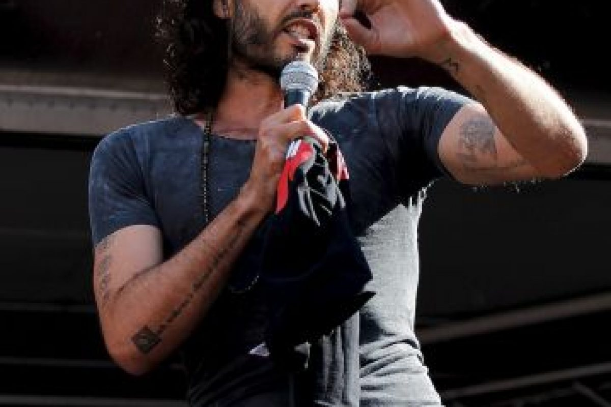 Russell Brand Foto:Getty Images. Imagen Por: