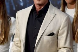 Sylvester Stallone vs. Foto:Getty Images. Imagen Por: