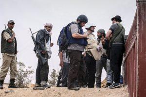 James Foley y Steven Sotloff, son dos periodistas asesinados por el Estado Islámico. Foto:Getty. Imagen Por: