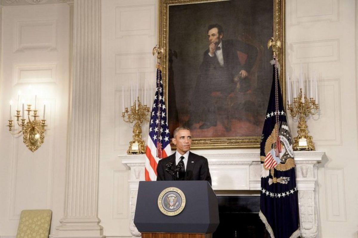 3. James Foley y Steven Sotloff, son dos periodistas asesinados por el Estado Islámico. Foto:Getty. Imagen Por: