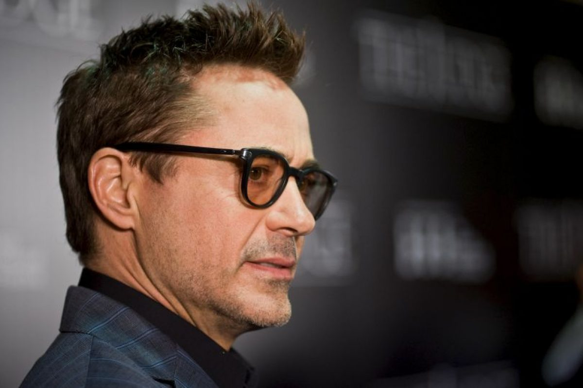 Robert Downey Jr. vs. Foto:Getty Images. Imagen Por: