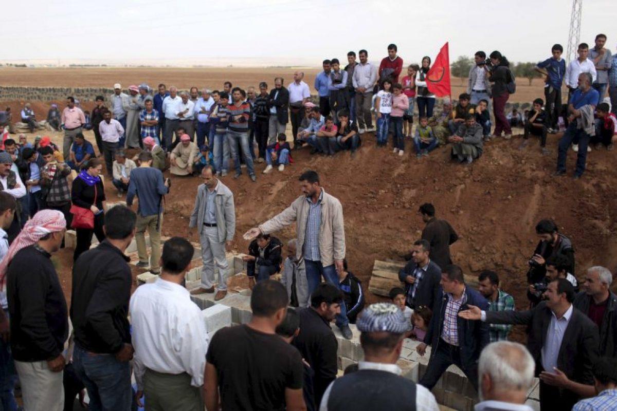 Tras el conflicto miles de refugiados sirios legaron a Turquía. Foto:AFP. Imagen Por: