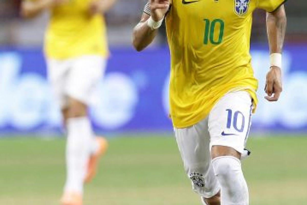 El brasileño es reconocido por su técnica con el balón Foto:Getty. Imagen Por: