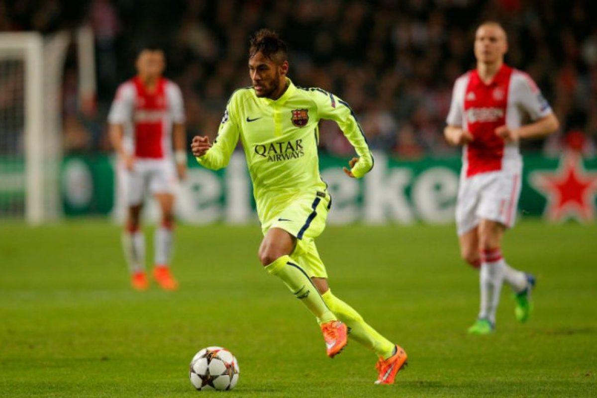 Es titular indiscutible del Barça Foto:Getty. Imagen Por: